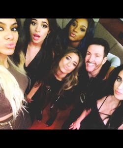 With VMA winners Fifth Harmony