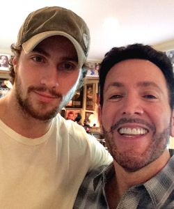 With Aaron Taylor Johnson