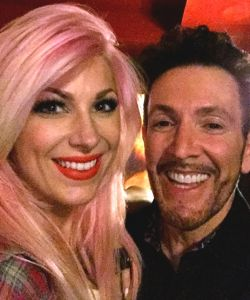 With Bonnie McKee