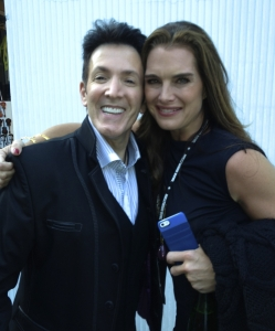W/ Brooke Shields @ the HOLLYWOOD BOWL
