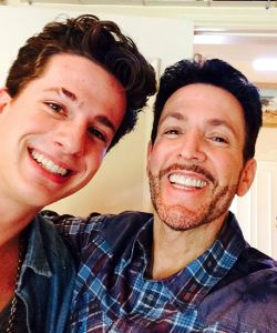 With Charlie Puth