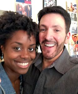 With Denee Benton