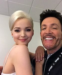 With Dove Cameron