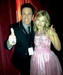 With Jackie Evancho prepping for her PBS taping