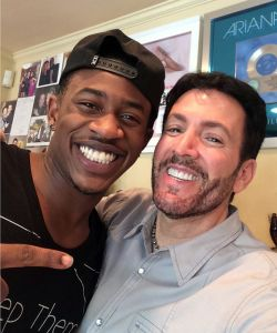 "With MKTO's ""Classic"" Malcolm Kelley"