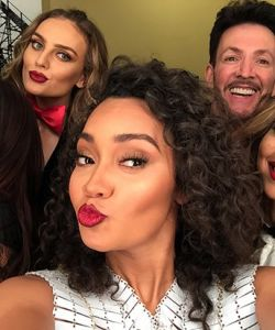 With Little Mix