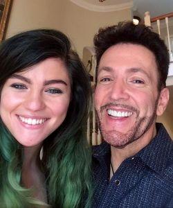 With Phoebe Ryan