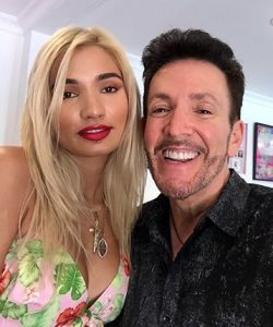 With Pia Mia